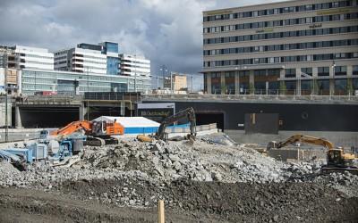 Detta betyder arbetsplatserna för stadens utveckling