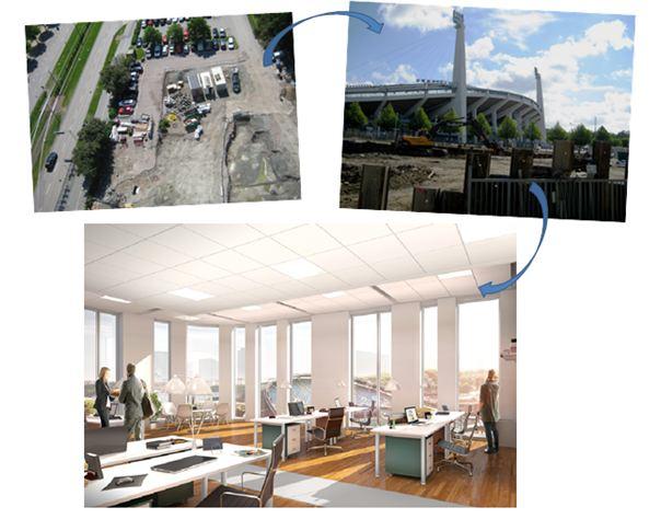 Ncc bygger kontorskomplex