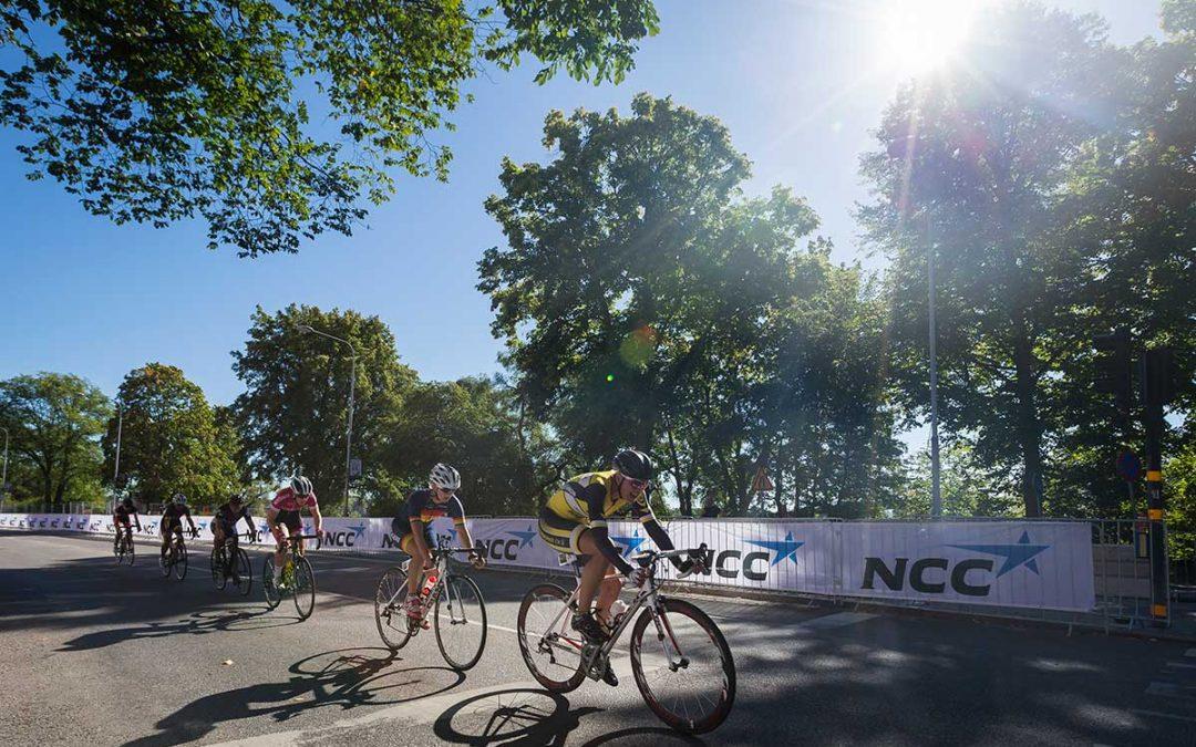 Nu laddar vi för Sveriges säkraste cykellopp!