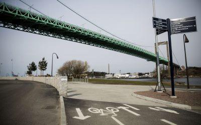 Säker cykling alla årstider