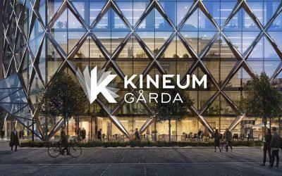 Kineum sätter stadsdelen Gårda i rörelse