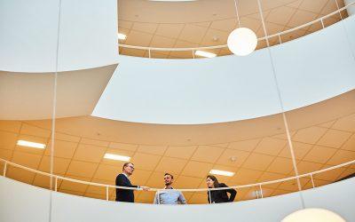 Sunda kontor ger sunda medarbetare bevisar ny studie