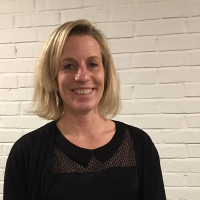 Karin Svensson, blockchef järnväg, NCC Nordic Large Projects
