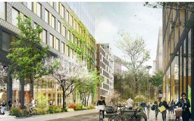 Bra stadsplanering är tillväxtfrämjande