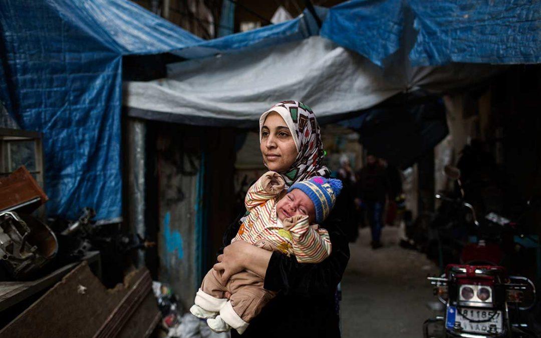 NCC:s juldonation säkrar hälsoarbetet i Shatila flyktingläger