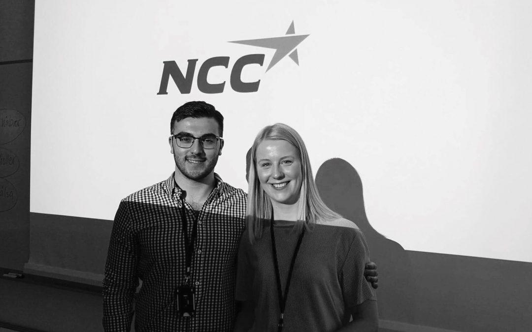 Gästblogg: Som student på NCC får du vara med och påverka!