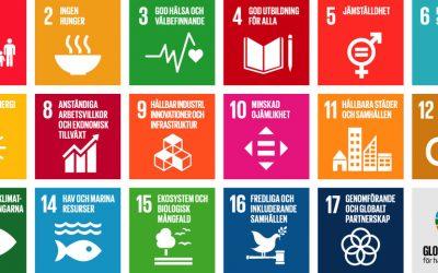 Så bidrar NCC till FN:s globala mål
