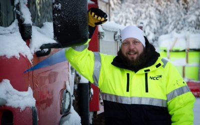 Från Stockholm till Vilhelmina – min resa