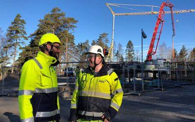 Vattentätt VA-samarbete i Tanums vattenverk