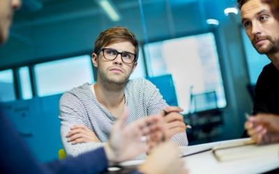 Trendspaning: Brainstorming blir brainsteering