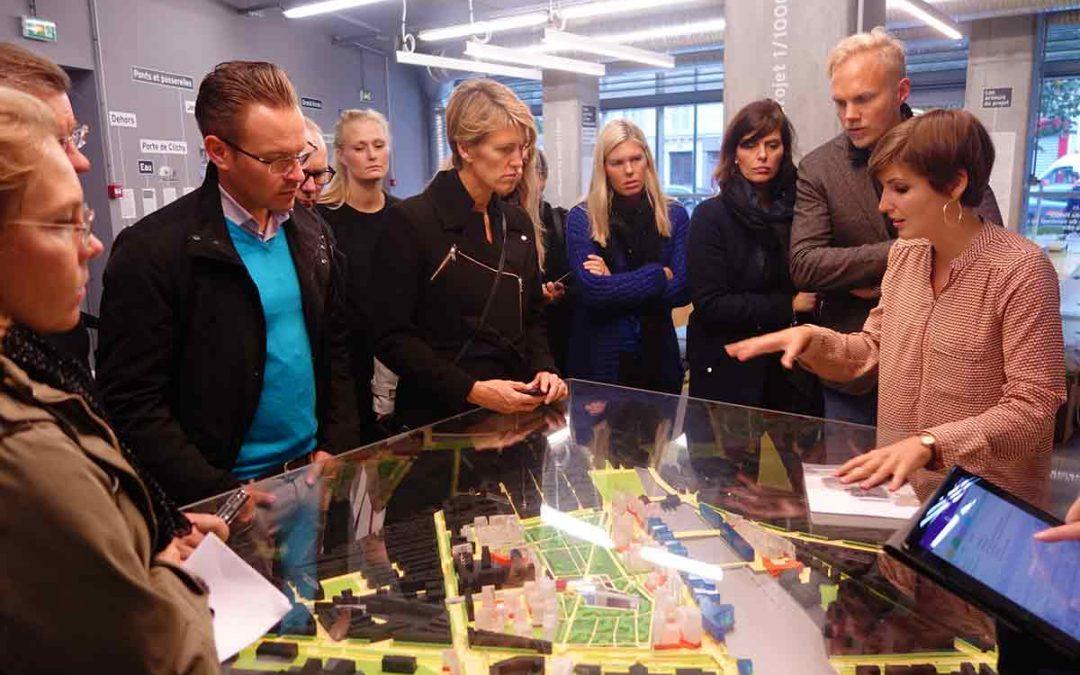 Så kan logistiken tjäna stadsutvecklingen