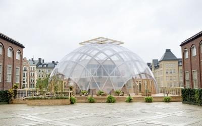 Dome of Visions: Här skapas rum för hållbara idéer