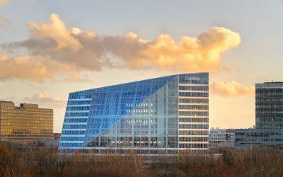 Världens mest gröna byggnad, The Edge i Amsterdam