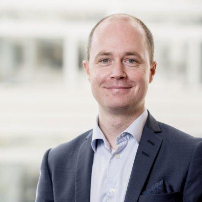 Henrik Landelius Sverigechef NCC Building