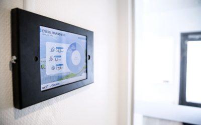 Smart teknik halverar energianvändningen