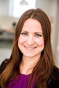 Malin Berenhag, Projektledare Hälsa och säkerhetsveckan, NCC
