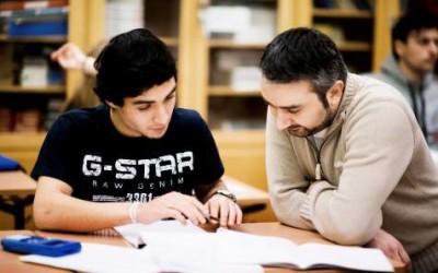 Gratis läxhjälp i matte höjer elevernas betyg