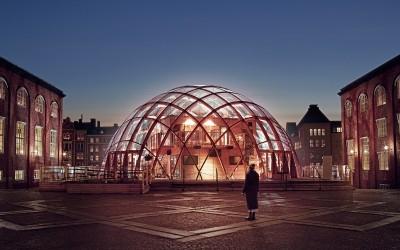 Dome of Visions inspirerar: Arkitekten som ser naturen som en produktkatalog