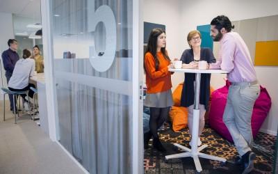 Snabba möten – bra för humöret och för plånboken