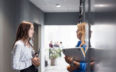 Goda arbetsförhållanden gör medarbetarna mer kundorienterade
