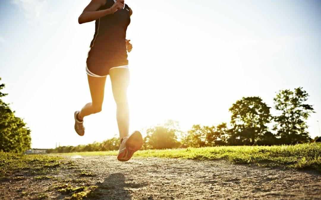 Vila och motion utomhus – bra för både hjärnan och kroppen