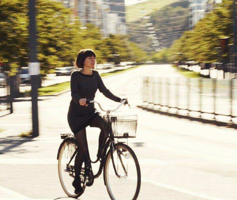 Kan cykeln förändra staden? Ny podd från Dome of Visions