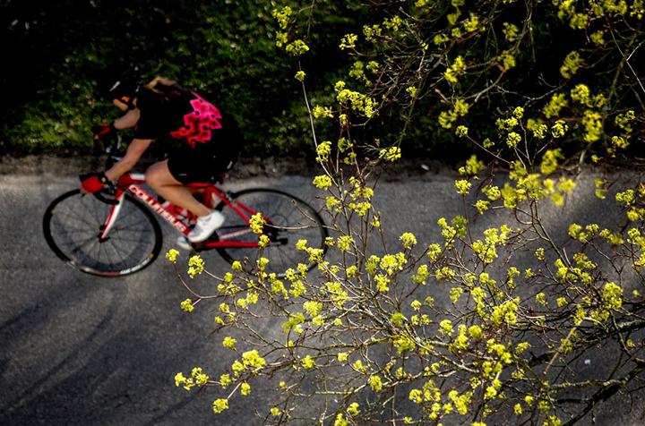 Att cykla till jobbet kan bli lättare