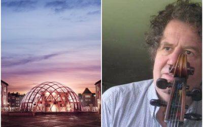 Tonsättaren Peter Schuback gör publiken medansvarig för upplevelsen