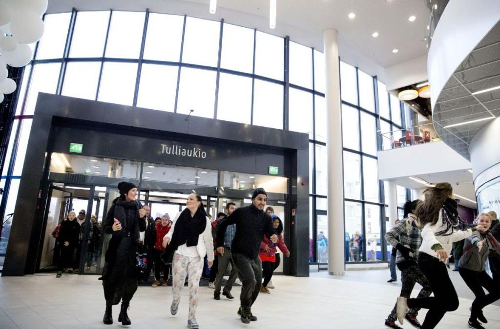 Gallerian måste vara mer än shopping