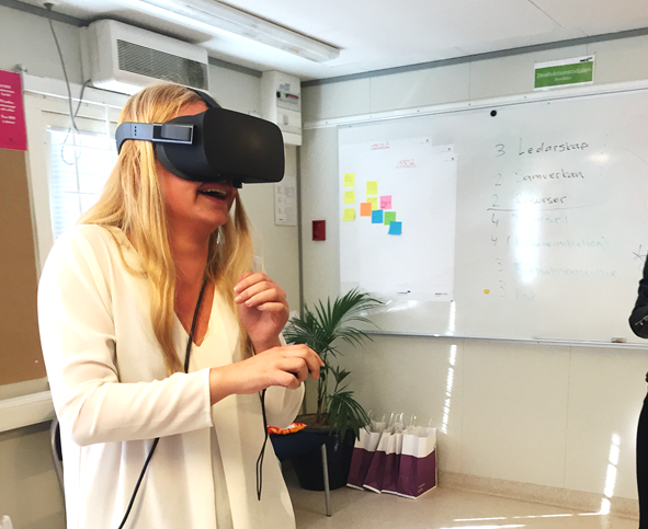 If she can see it, she can be it – Succé på IGEday hos NCC!