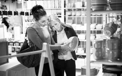 Framgångsfaktorer för fysiska butiker