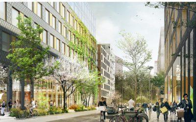 Helhetssyn på hållbar stadsutveckling