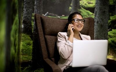 Triss i hållbarhet för din arbetsmiljö