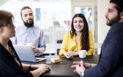 Universums fem tips till arbetsgivare som vill vinna kampen om talangerna